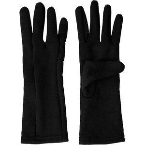 Aclima HotWool Heavy Liner Handschuhe jet black jet black