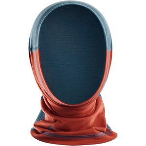 Aclima LightWool Balaklava Barn röd/blå röd/blå