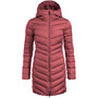VAUDE Annecy III 3in1 Mantel Damen pecan brown