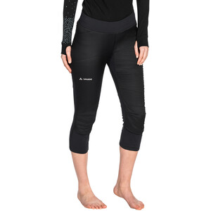 VAUDE Back Bowl Warm Hose Damen black black
