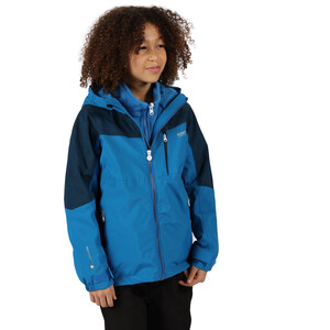 Regatta Hydrate V 3-in-1 Jacke Kinder deep space/imperial blue deep space/imperial blue