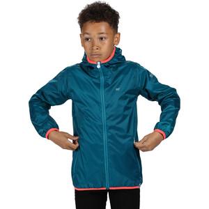 Regatta Lever II Waterproof Shell Jacket Kids, gulfstream gulfstream