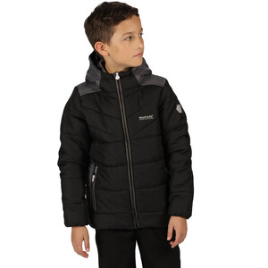 Regatta Lofthouse IV Steppjacke Kinder black/magnet black/magnet
