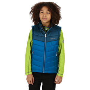 Regatta Freezeway II Bodywarmer Weste Kinder imperial blue/deep space imperial blue/deep space
