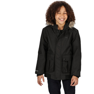 Regatta Balzo Waterproof Insulated Jacket Kids, black black