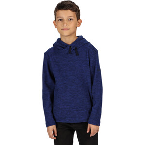 Regatta Keyon Fleece Hoodie Kinder bright royal bright royal