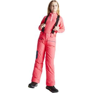 Dare 2b Timeout II Hose Kinder neon pink/dark denim neon pink/dark denim