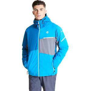 Dare 2b Supercell Jacke Herren methyl blue/petrol blue/aluminium grey methyl blue/petrol blue/aluminium grey