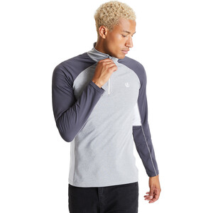 Dare 2b Interfused II Core Stretch Shirt Herren ash/ebony ash/ebony