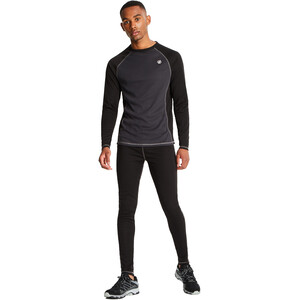 Dare 2b Exchange Base Layer Set Herren black/ebony grey black/ebony grey