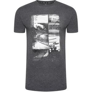 Dare 2b Devout II Koszulka z krótkim rękawem Mężczyźni, szary szary