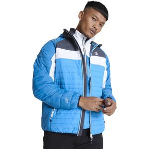 Dare 2b Mountaineer Wool Jacket Men, methyl blue/petrol blue/ebony methyl blue/petrol blue/ebony