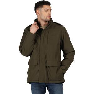 Regatta Penryn Waterproof Insulated Jacket Men, dark khaki dark khaki