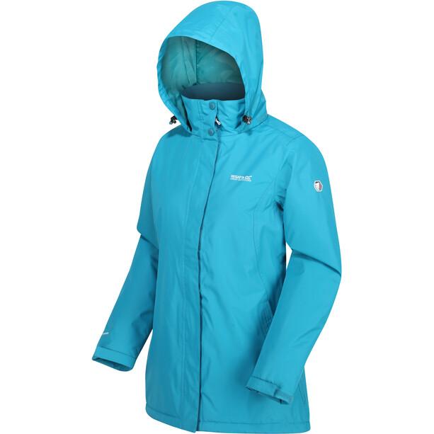 Regatta Blanchet II Wasserdichter Isolierter Mantel Damen blau