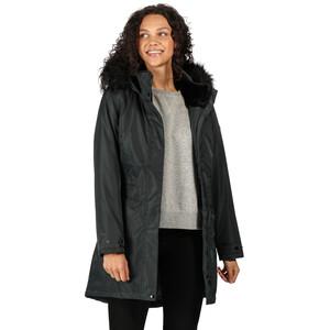 Regatta Lexis Wasserdichter Isolierter Mantel Damen darkest spruce darkest spruce