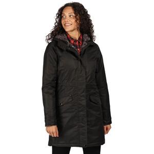 Regatta Rimona Wasserdichter Isolierter Mantel Damen black black
