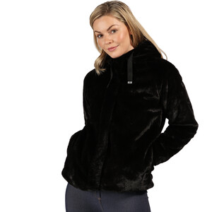 Regatta Haddie Fleecejacke Damen black black