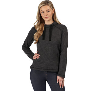 Regatta Carys Fleece Hoodie Damen black black