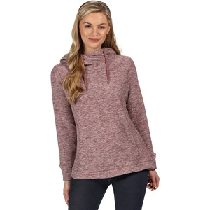 Regatta Kizmit II Fleece Hoodie Damen dusky heather dusky heather