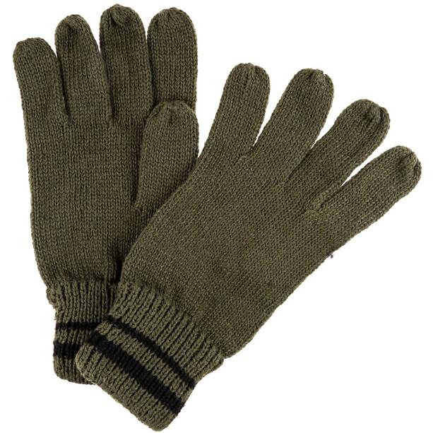 Regatta Balton II Handschuhe Herren dark khaki/black