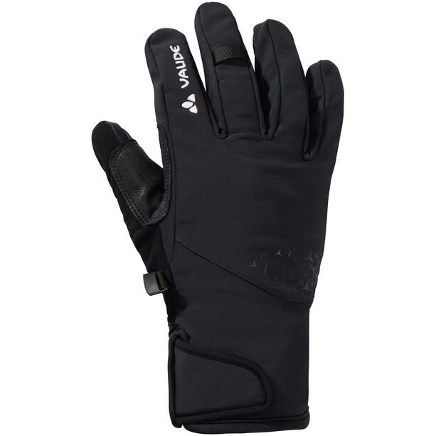 VAUDE Lagalp II Softshell Handschuhe black