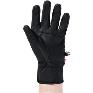 VAUDE Lagalp II Softshell Handschuhe black black