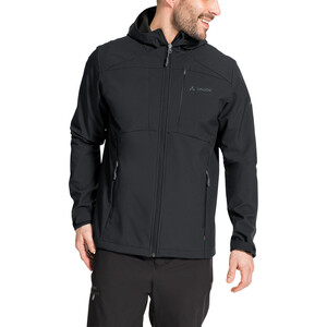 VAUDE Miskanti II Softshell Jacket Men, phantom black phantom black