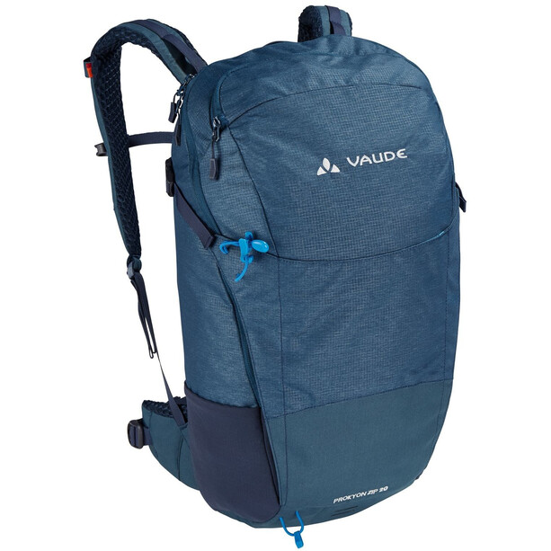 VAUDE Prokyon Zip 20 Rucksack baltic sea
