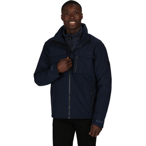 Regatta Shrigley 3in1 Jacke Herren nightfall nightfall
