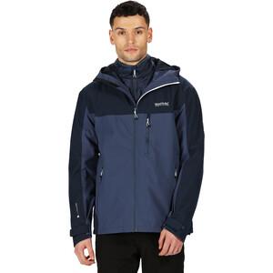 Regatta Wentwood V 3in1 Jacke Herren brunswick blue/nightfall navy brunswick blue/nightfall navy