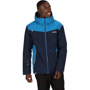 Regatta Highton Stretch Waterproof Insulated Jacket Men, nightfall navy/imperial blue nightfall navy/imperial blue