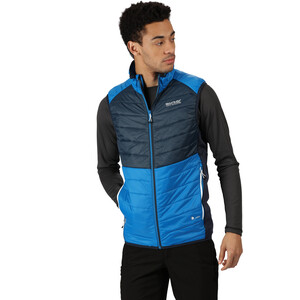 Regatta Halton IV Hybrid Bodywarmer Weste Herren imperial blue/nightfall navy/brunswick blue imperial blue/nightfall navy/brunswick blue