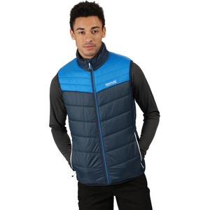 Regatta Freezeway II Bodywarmer Weste Herren nightfall navy/imperial blue nightfall navy/imperial blue