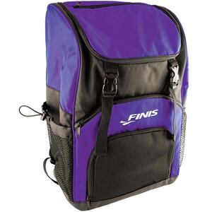 FINIS Team Backpack 35l violett/svart violett/svart