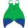 grøn/blå