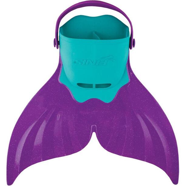 FINIS Mermaid Flosse Mädchen paradise purple