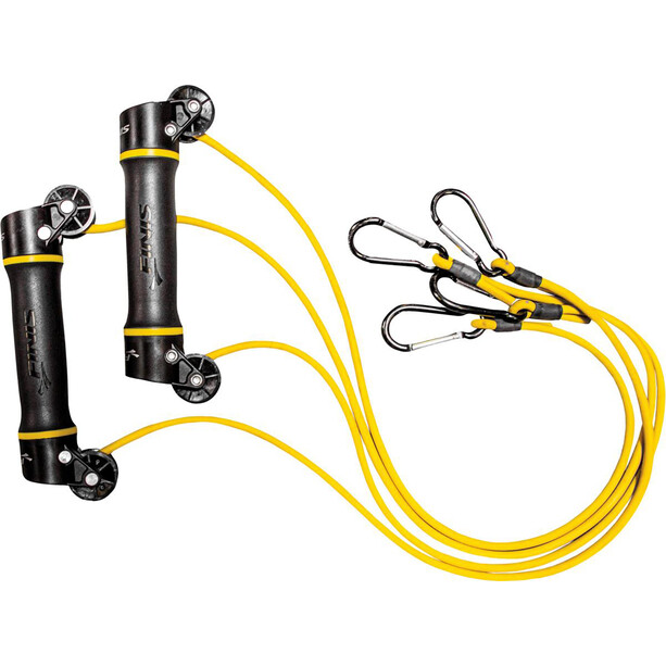 FINIS Slide Dryland Trainer 7mm gelb/schwarz