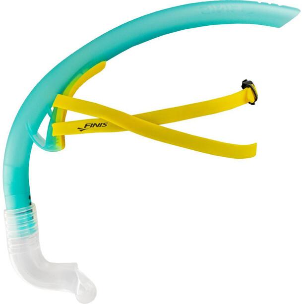 FINIS Speed Stability Snorkel Cardio, petrol