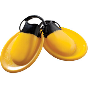 FINIS Positive Drive Flossen yellow yellow