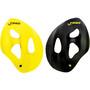 FINIS ISO Handpaddel black/yellow