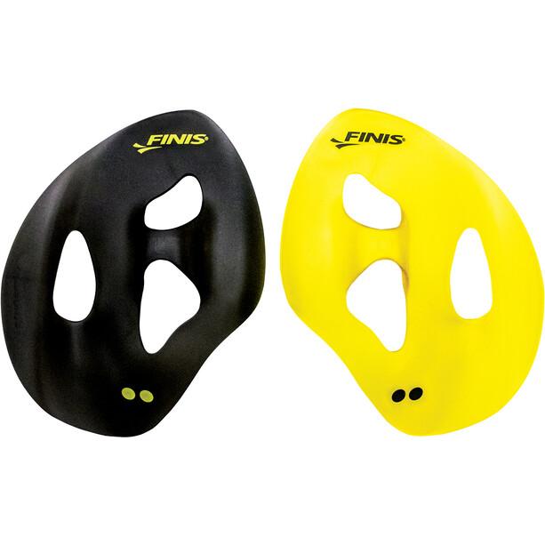 FINIS ISO Lättärit, musta/keltainen