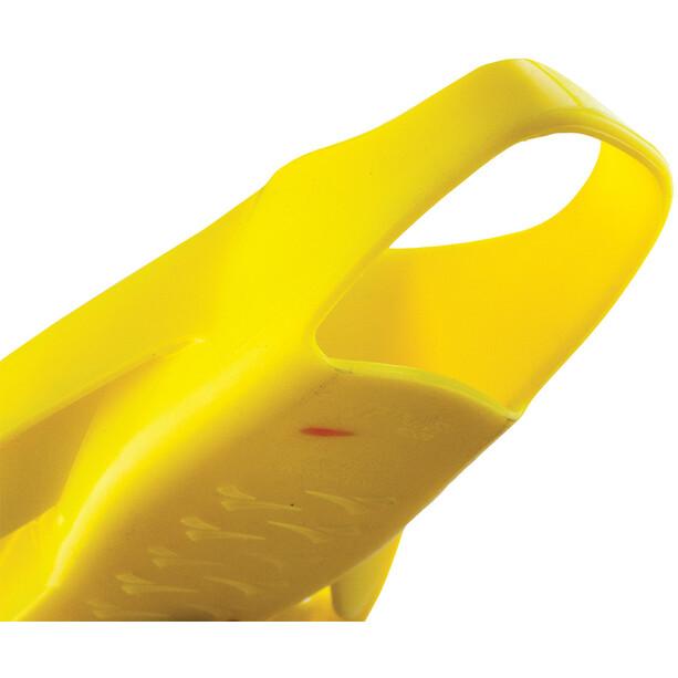 FINIS Edge Schwimmflossen gelb