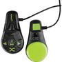 FINIS Duo Unterwasser MP3 Player black/acid green