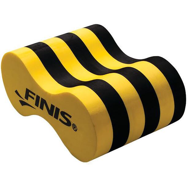 FINIS Foam Pullbuoy schwarz/gelb