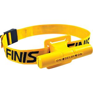 FINIS Tech Toc yellow yellow