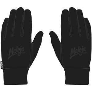 Maloja TrenchM.NOS Dünne Allround-Handschuhe charcoal charcoal