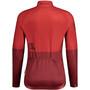 Maloja PushbikersM. 1/1 Long Sleeve Bike Jersey Men red monk multi