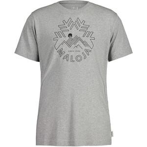Maloja ChuzamM. T-Shirt Herren grey melange grey melange