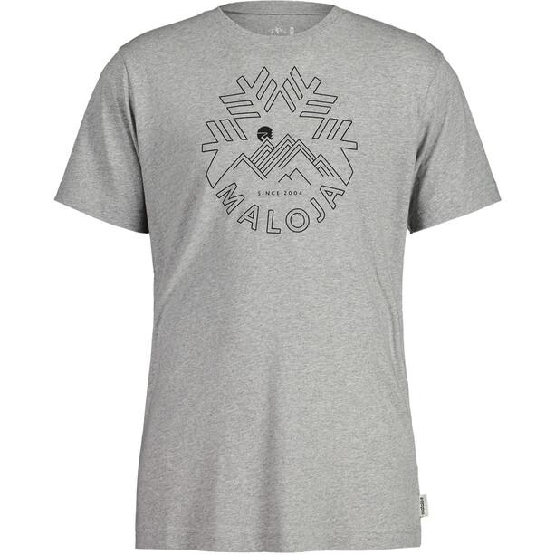 Maloja ChuzamM. T-Shirt Herren grey melange