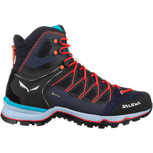 SALEWA MTN Trainer Lite GTX Mid-Cut Schuhe Damen schwarz/rot schwarz/rot